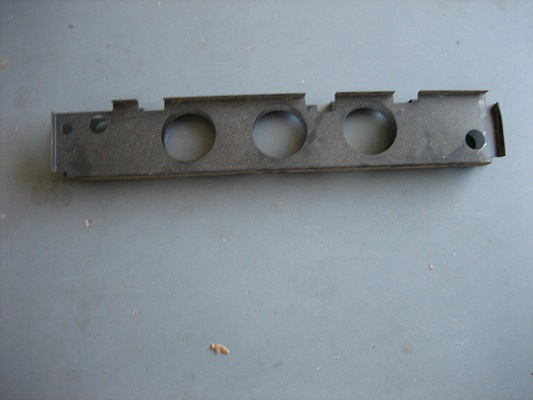 Centre Chassis Section Front 68-79