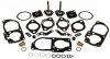 Carb rebuild kit 1700-2000cc pair