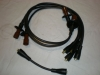 Ignition Leads 1200, 1300, 1500 and 1600cc