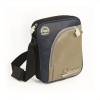 VW mini shoulder bag with tyre tread edging