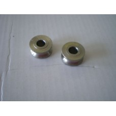 Engine Lid stay rollers 68-74 Pair