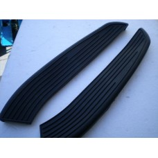 Bumper Step Rubber 68-72 Pair