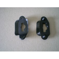 Front Door check Strap Seal pair - 64-67