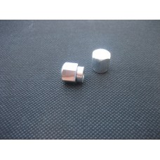 Polished Wiper Nut 68-72  PAIR
