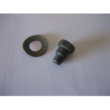 Engine Lid Stay Bolt & Washer 64-79