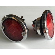 Tail Light Complete 58-62 pair